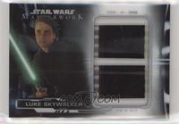 Luke Skywalker - Star Wars: Return of the Jedi [EXtoNM] #/1