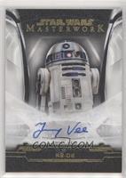 Jimmy Vee as R2-D2 #/25