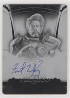 Forest Whitaker as Saw Gerrera #/1