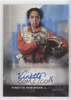 Vinette Robinson as Tyce #/99