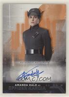 Amanda Hale as Officer Kandia #/10