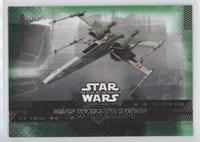 Snap Wexley's X-wing