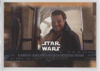 Lando Calrissian's Warm Grin #/99