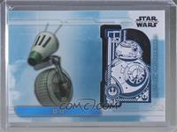 BB-8 Medallion - D-O