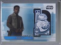 BB-8 Medallion - Finn