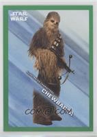 Chewbacca #/299