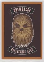 Chewbacca: Resistance Hero #/99
