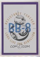 BB-8: Resistance Forever #/199