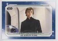 Luke Skywalker Returns
