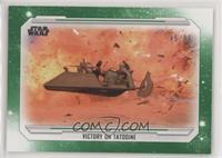 Victory on Tatooine #/99