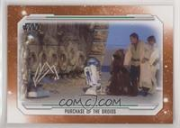Purchase of the Droids