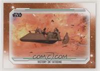 Victory on Tatooine