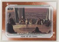 Facing the Jedi Council