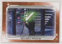 Darth Vader's provocation