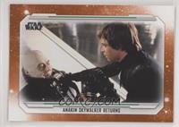 Anakin Skywalker Returns