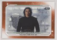 Kylo Ren's Bond with Rey