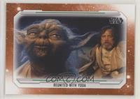 Reunited with Yoda