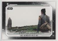 Luke Skywalker Meets Rey