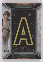 Anakin Skywalker - A