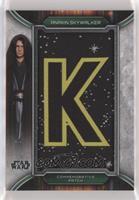 Anakin Skywalker - K