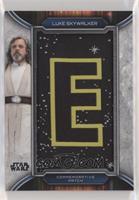 Luke Skywalker - E