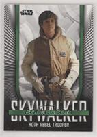 Luke Skywalker (Hoth Rebel Trooper)