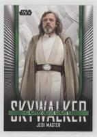 Luke Skywalker (Jedi Master)