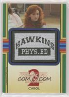Carol (Hawkins Phys. Ed) #/50