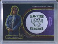 Billy Hargrove - Hawkins HS #/25
