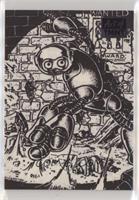 Mirco Series , Gobbledygook Issue 1 (Kevin Eastman) #/50