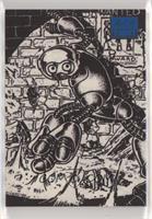 Micro Series , Gobbledygook Issue 1 #/10
