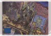 Tales of the Teenage Mutant Ninja Turtles Volume 1 , Issue 4 #/10