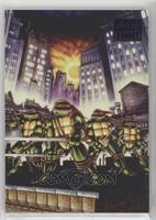 Teenage Mutant Ninja Turtles Volume 1 , Book 2 #/50
