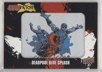 Tier 1 - Deadpool Blue Splash