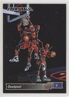 1992 Upper Deck Shaquille O'Neal Trade