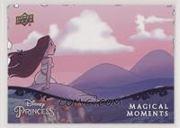 Magical Moments - Pocahontas #/25