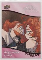 Companions - King Fergus & Merida