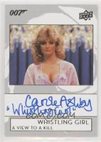 Carole Ashby as Whistling Girl