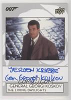 Jeroen Krabbe as General Georgi Koskov
