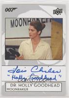 Lois Chiles as Holly Goodhead