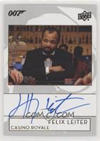 Jeffrey Wright as Felix Leiter