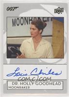 Lois Chiles as Holly Goodhead