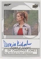 Denise Richards as Dr. Christmas Jones