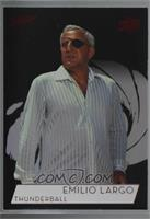 SP - Adolfo Celi as Emilio Largo
