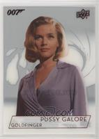 SP - Honor Blackman as Pussy Galore