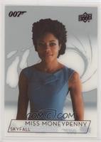 Naomie Harris as Miss Moneypenny
