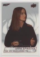 Barbara Bach as Anya Amasova