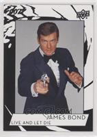 SP - Roger Moore as James Bond