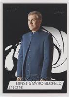 SP - Christoph Waltz as Ernst Stavro Blofeld
