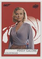 SSP - Honor Blackman as Pussy Galore